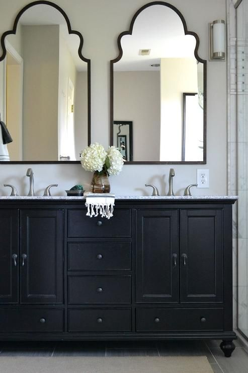 Bathroom/Mirror/Vanity/Double/Two/Pair/Hatchett/Design/