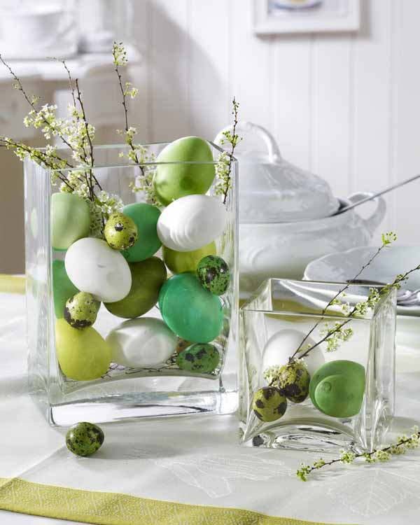Easter Display Ideas: Entertaining Ideas For Easter