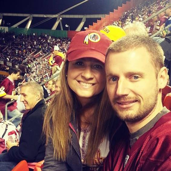 Jessica Altman/Our People/Designer/Redskins/Football Fan/Hatchett/Design/Remodel/Virginia Beach