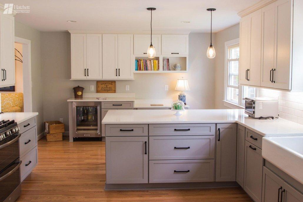 Kitchen Remodel, Knobs, Pulls, Matte Black